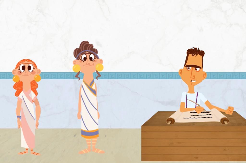 Cognitive Media animation