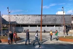 KSA Crit Building