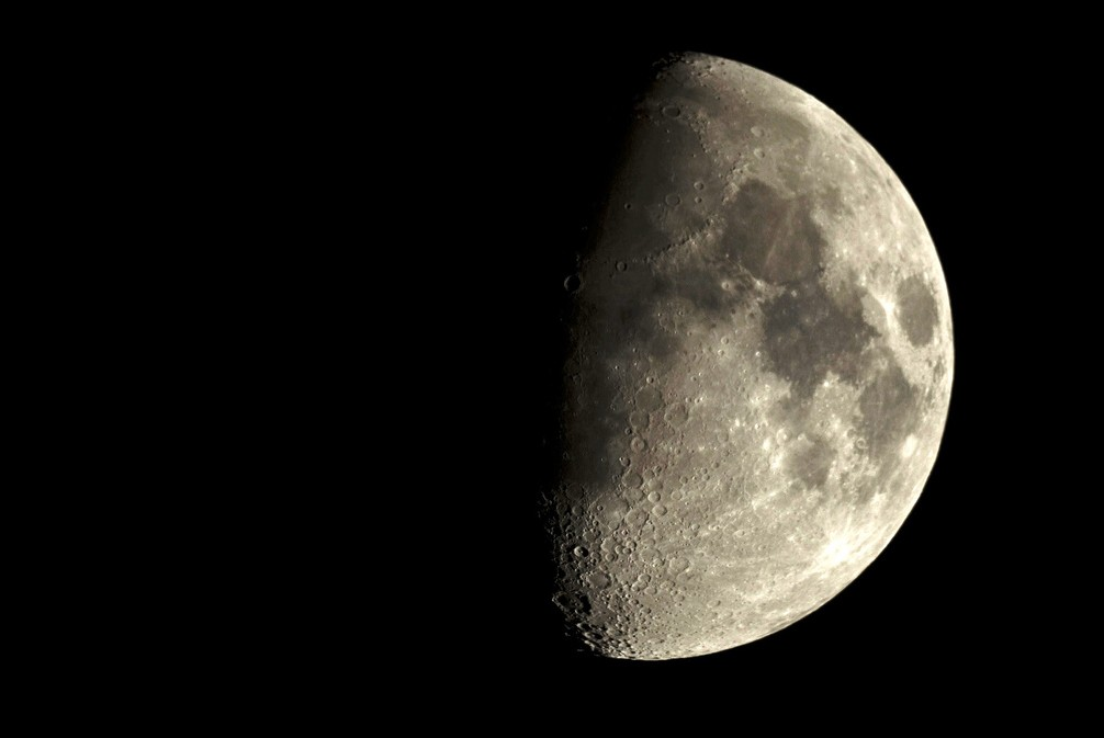 The Moon tonight