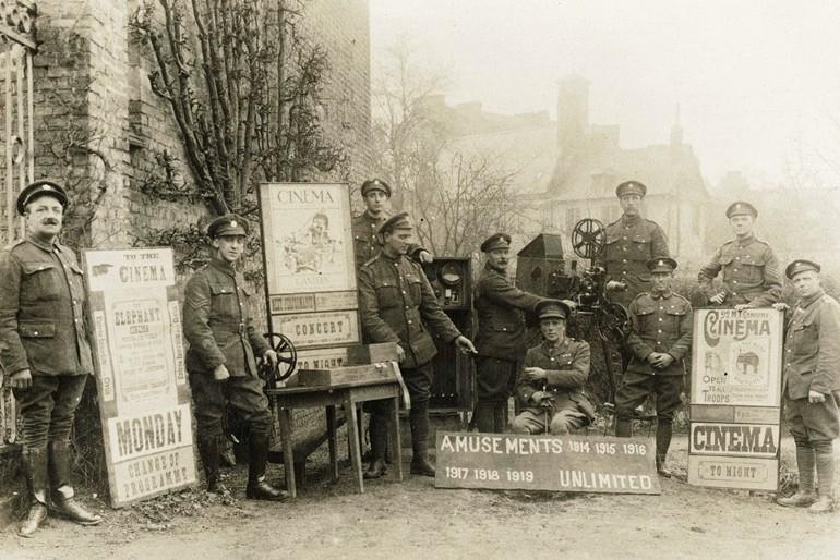 WW1 photograph