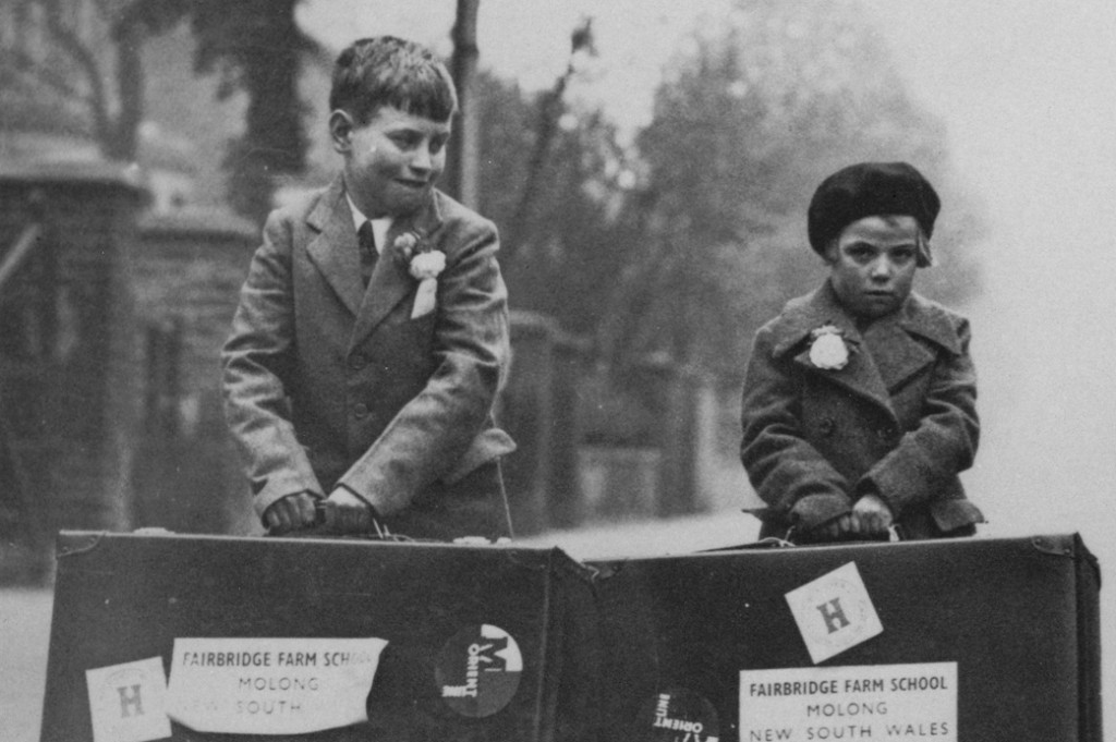 British Child Migrants