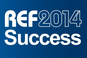 Kent's REF2014 success