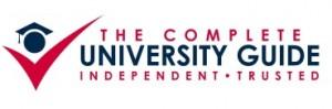 Complete University Guide logo