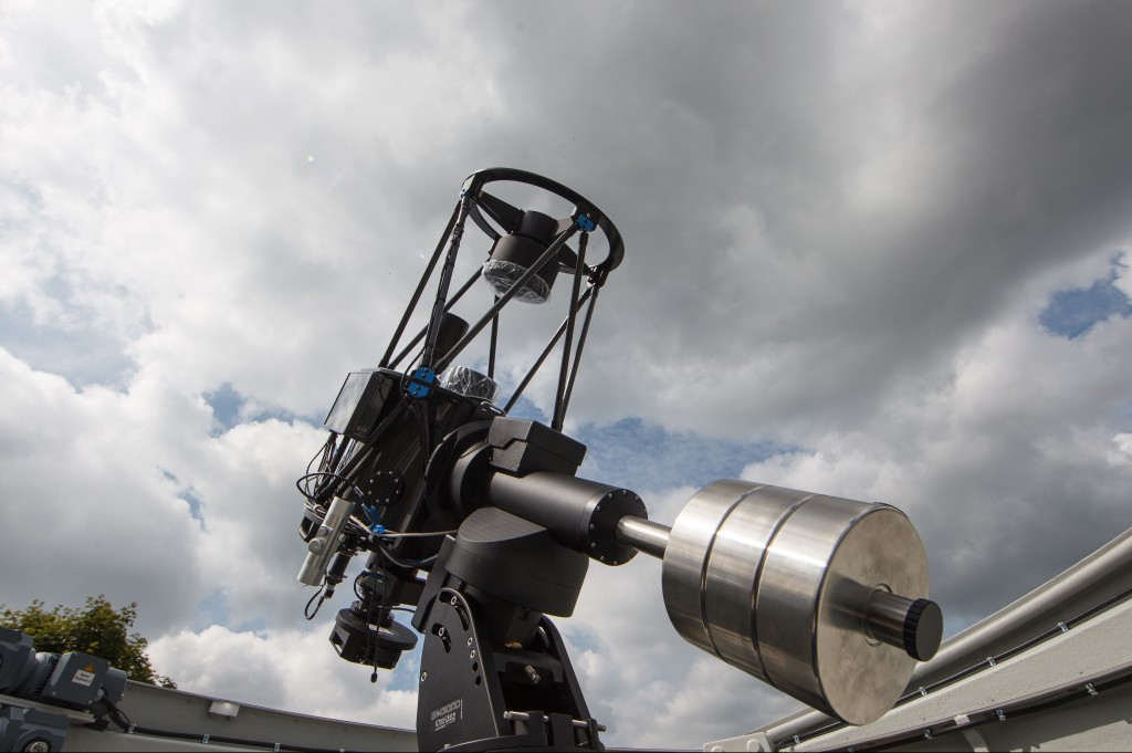 Telescope - Observatory - Beacon Project - SPS