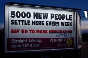 UKIP Mass Hysteria