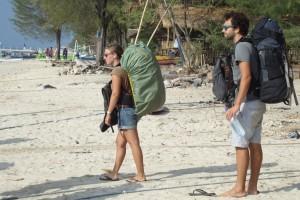 Backpackers, Indonesia