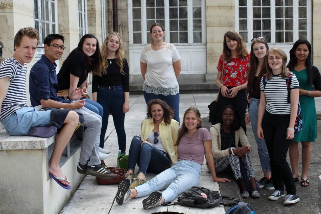 Paris Summer School 2016