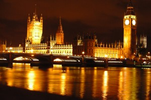 Big Ben and the Houses of Parliament by Andrew Fysh
