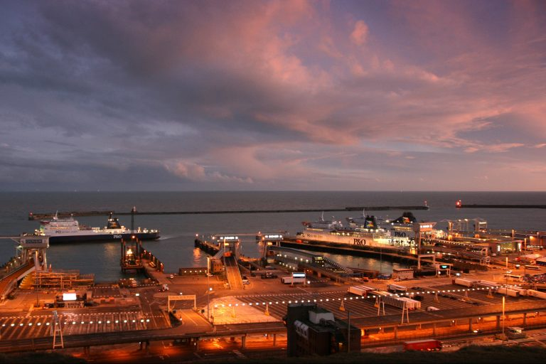 Kent leads new project to investigate net-zero options for Channel ferry fleet