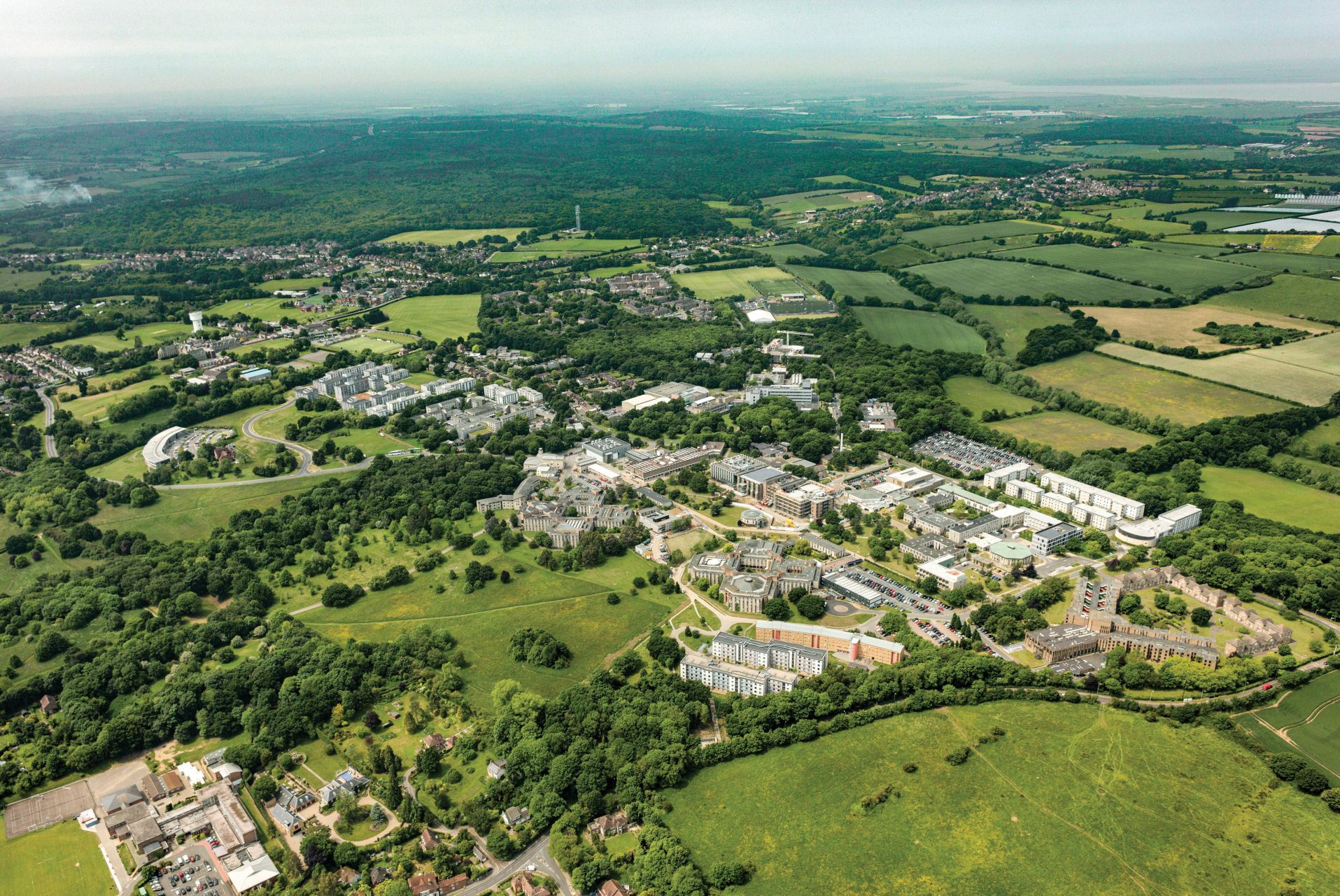 Canterbury campus