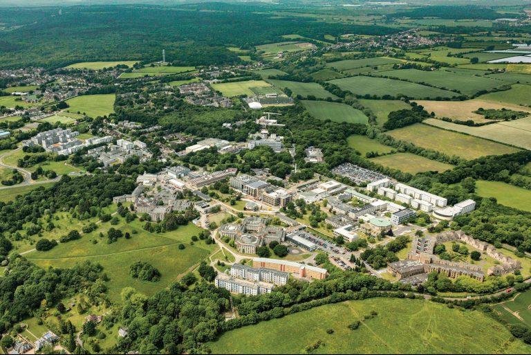 Kent among top 50 universities in the UK