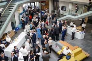 Sibson official opening
