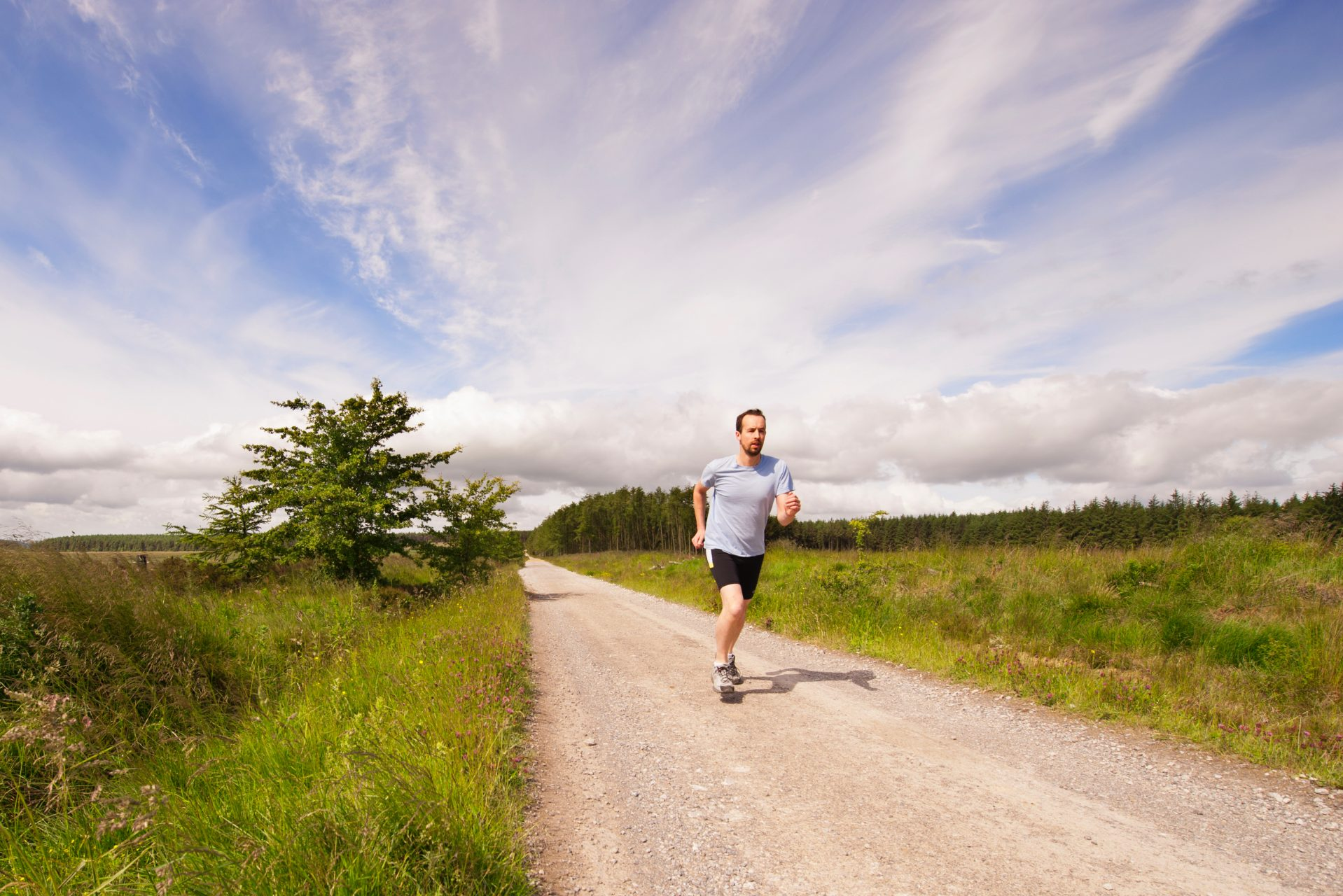 Exercise is vital to stay healthy but our lives don't encourage much activity