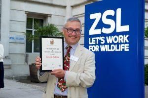 Richard Griffiths ZSL Award