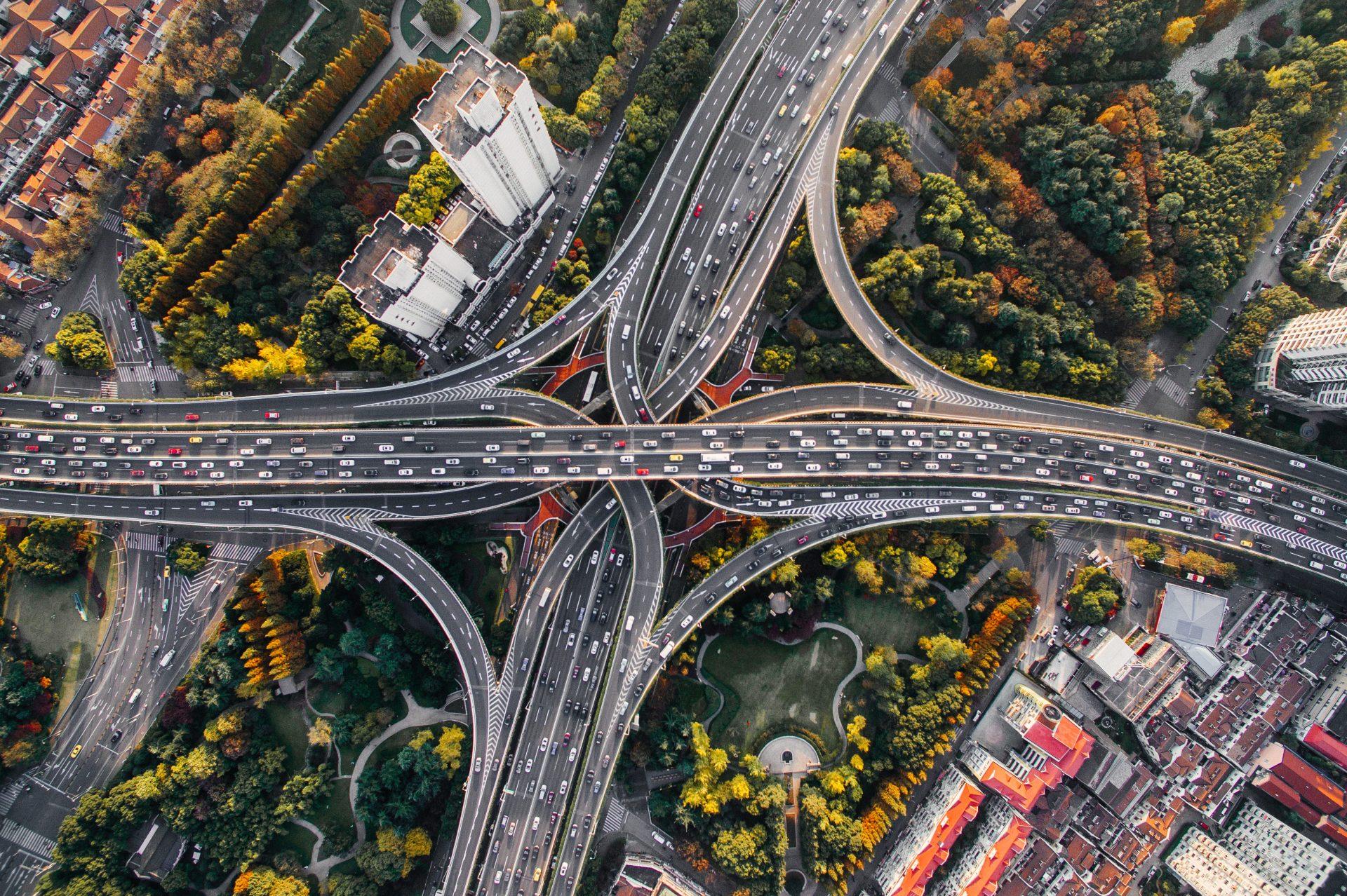 Traffic in urban areas