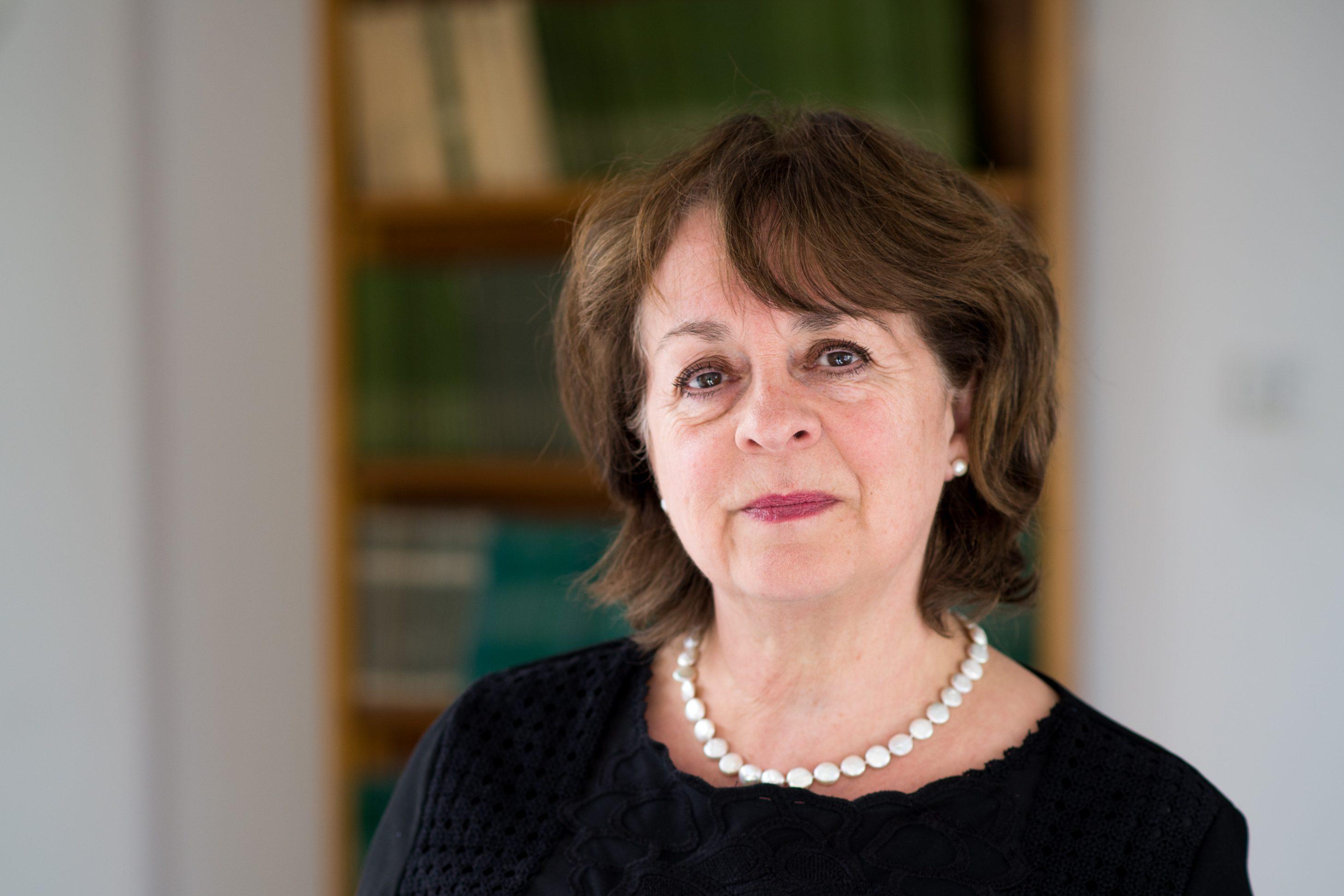 Frances Crook OBE