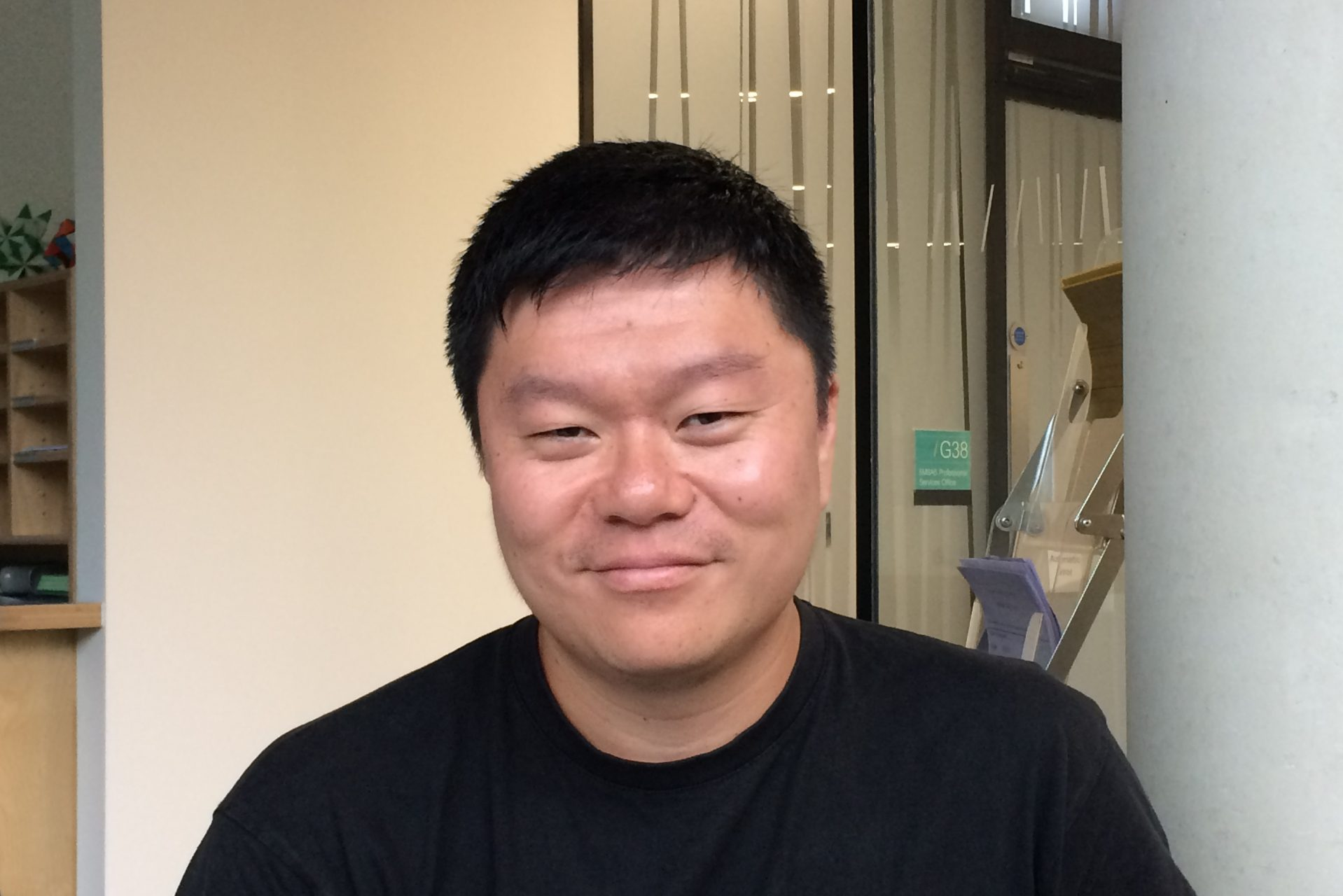 Portrait image of Dr Wei-Feng Xue