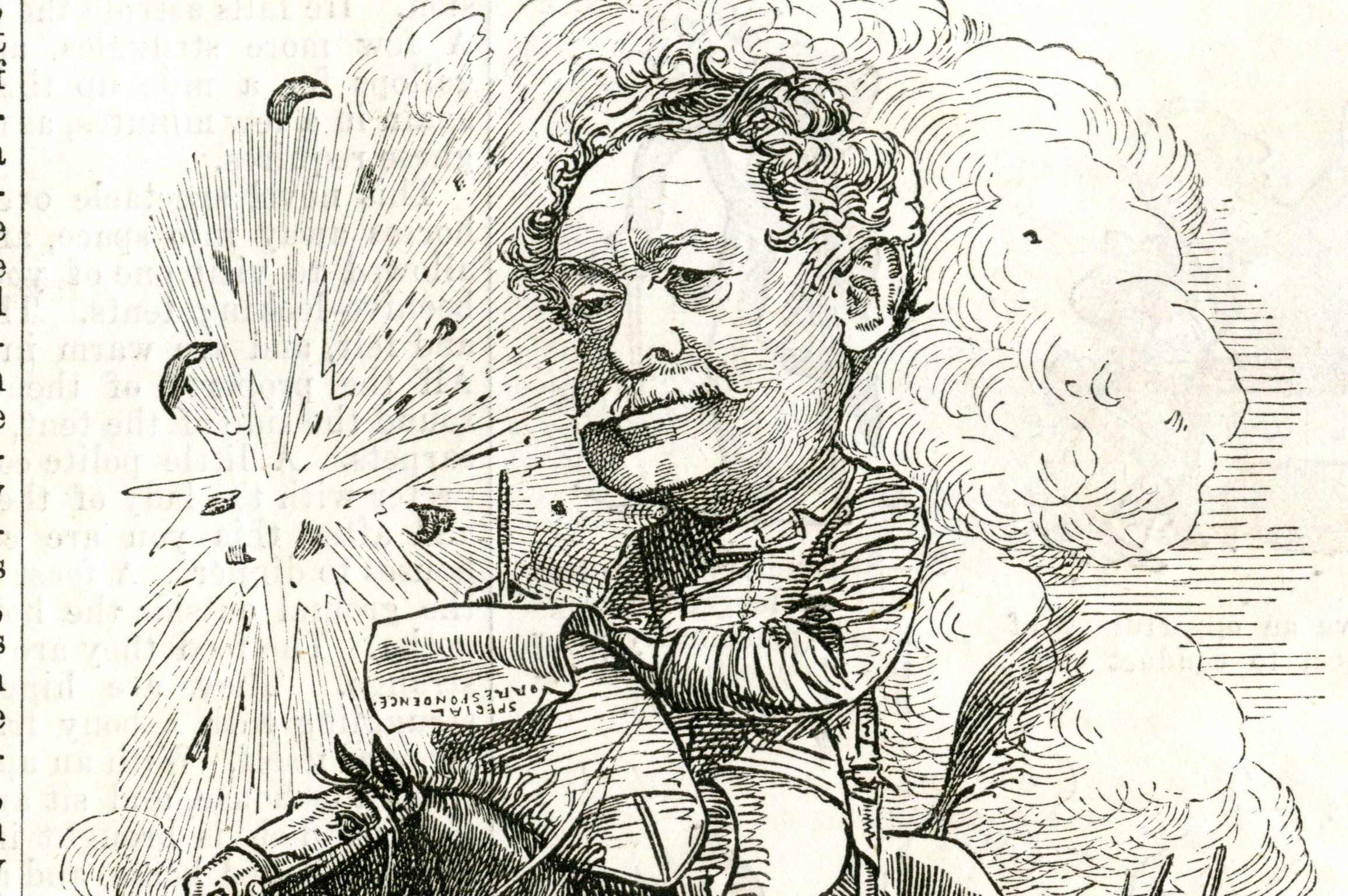 Image courtesy of the British Cartoon Archive, University of Kent. www.cartoons.ac.uk