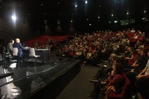 Radio 4 Today Programme broadcast from the Gulbenkian