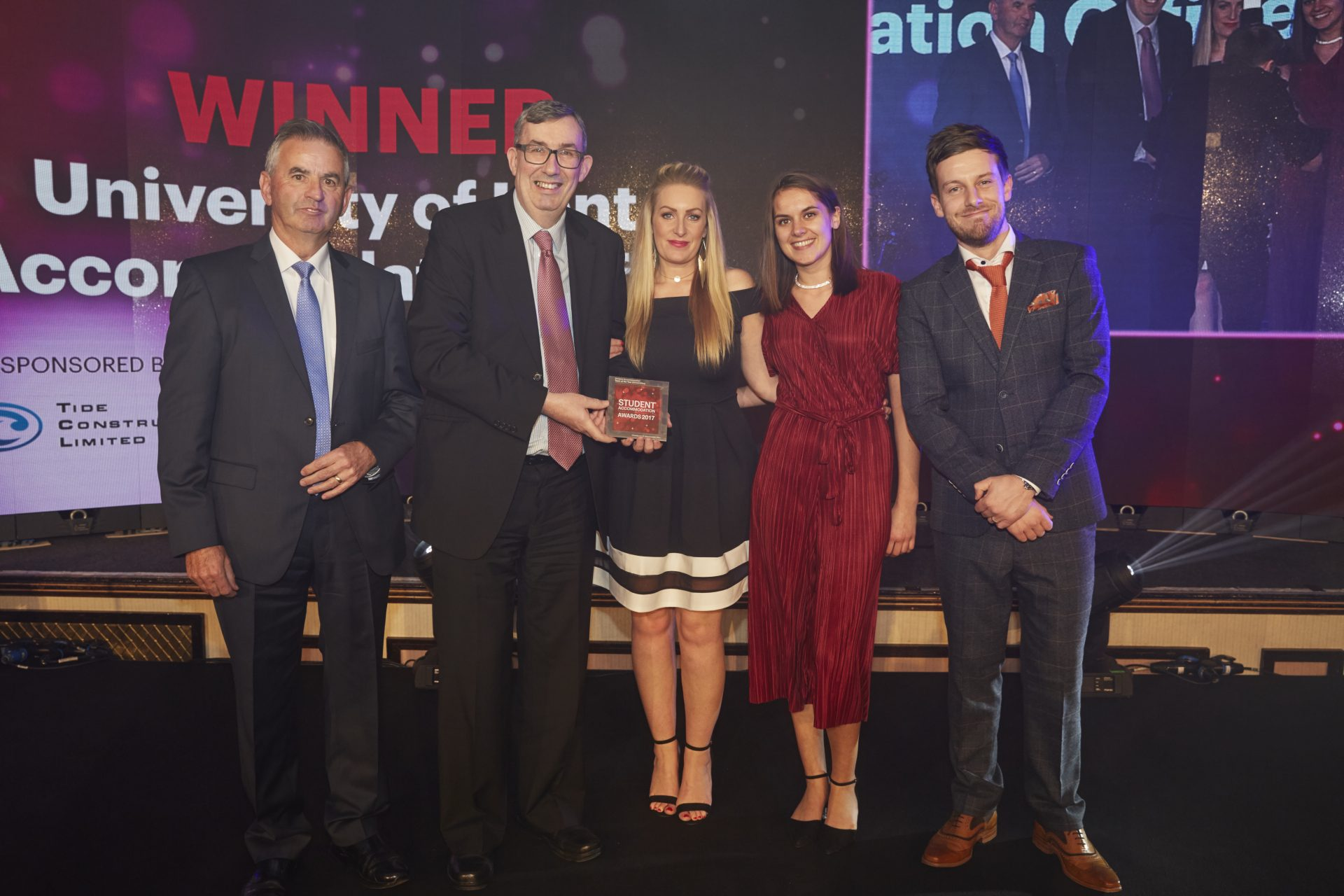 University of Kent accommodation award win