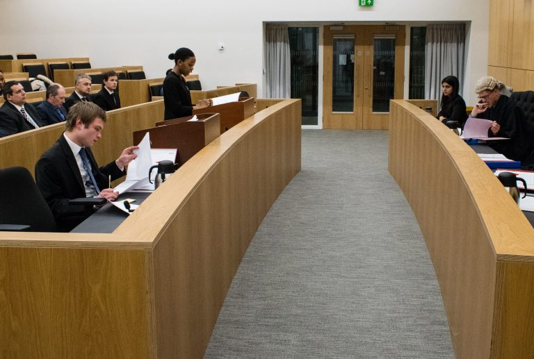 Students to go head-to-head in first UK law school triathlon
