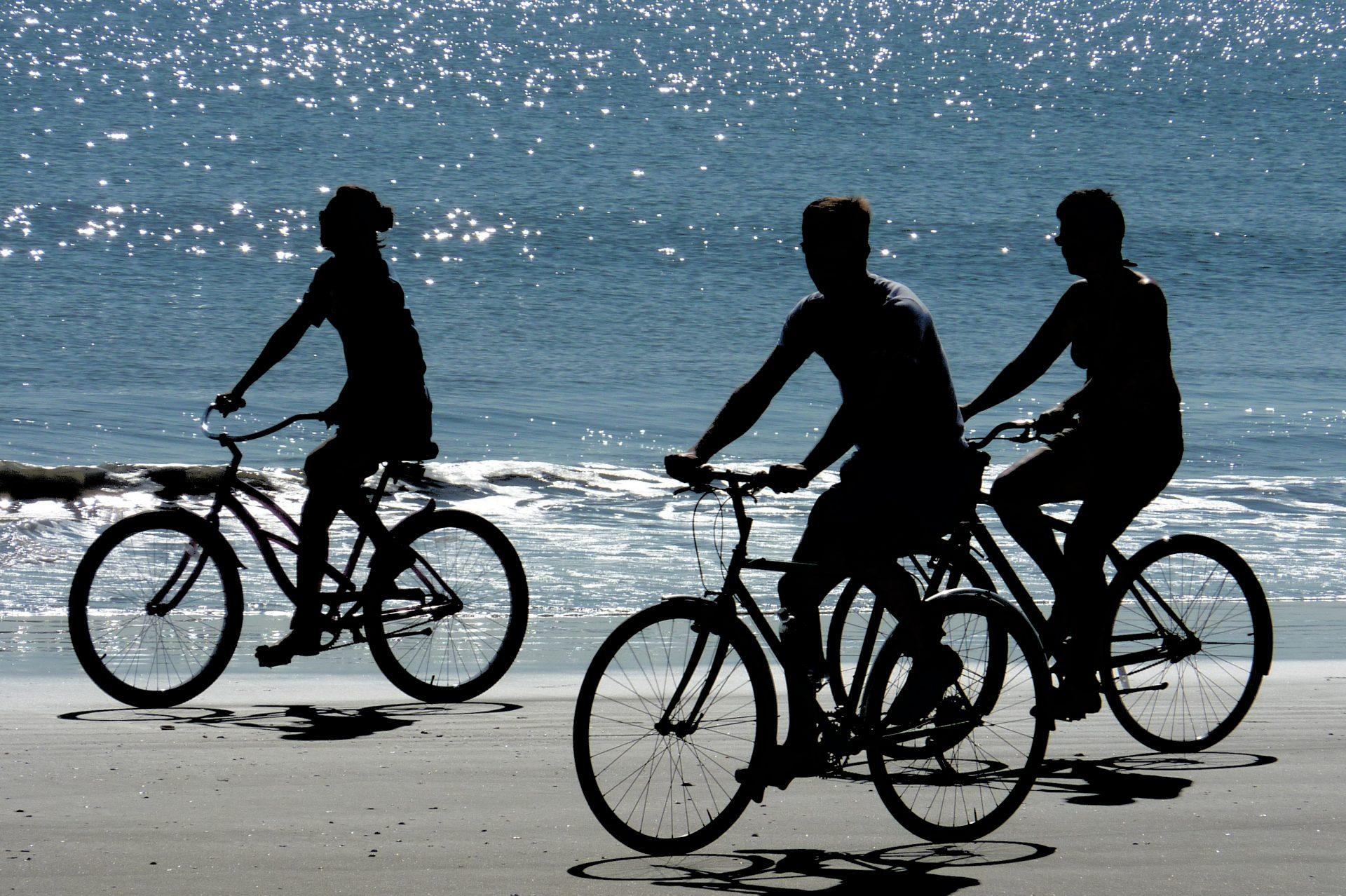 Life Is Like A Bike Promotes Benefits Of Physical Activity To