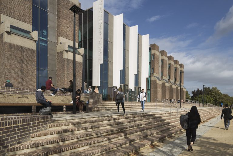 Kent ranked 50th in Guardian University Guide 2022