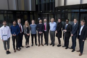 University of Kent's Business Start-up showcase and finals, 4th April 2018.