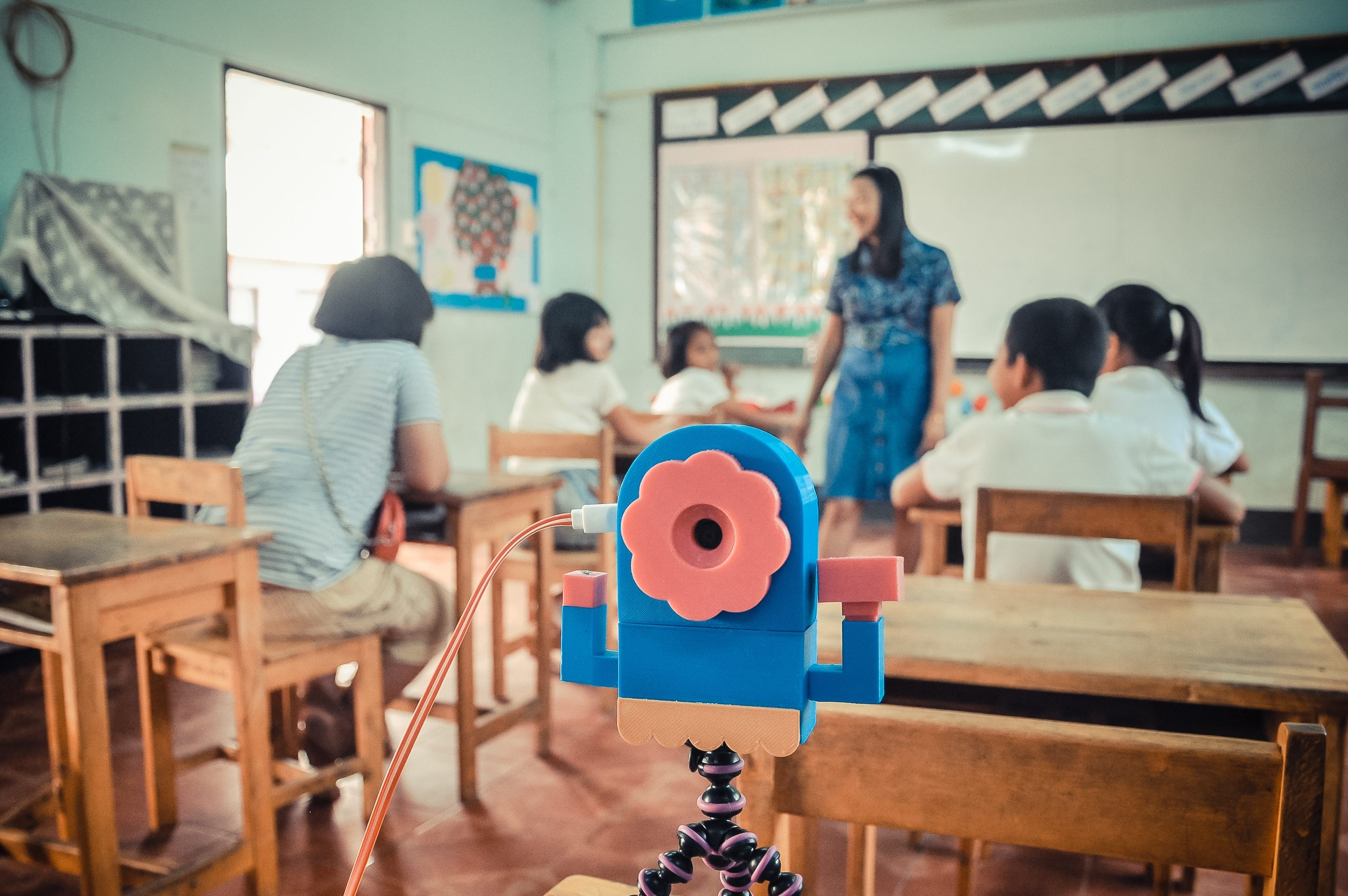 OBSY IoET platform can improve tech-based learning