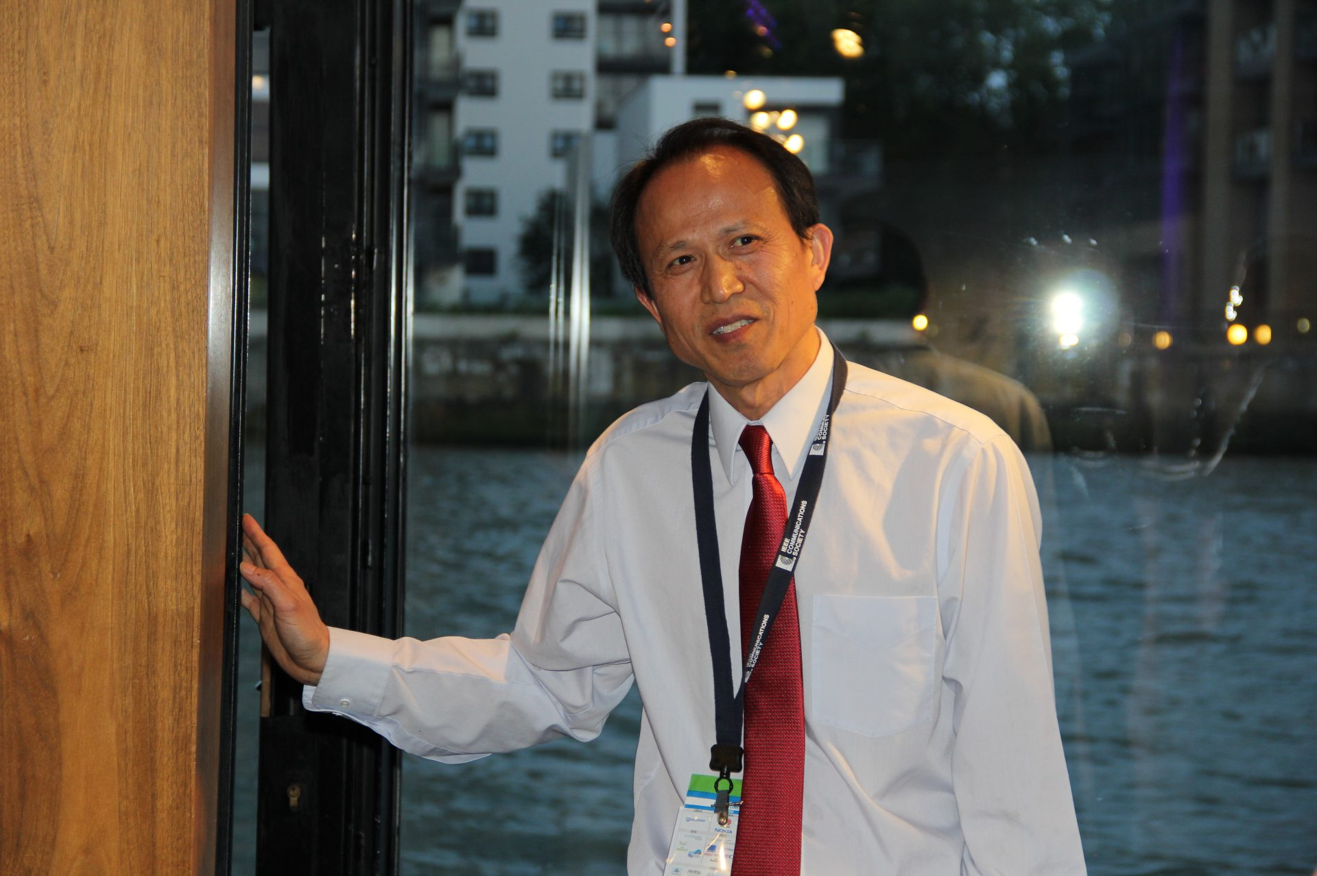 Professor Jiangzhou Wang made a Fellow of the Royal Academy of Engineering