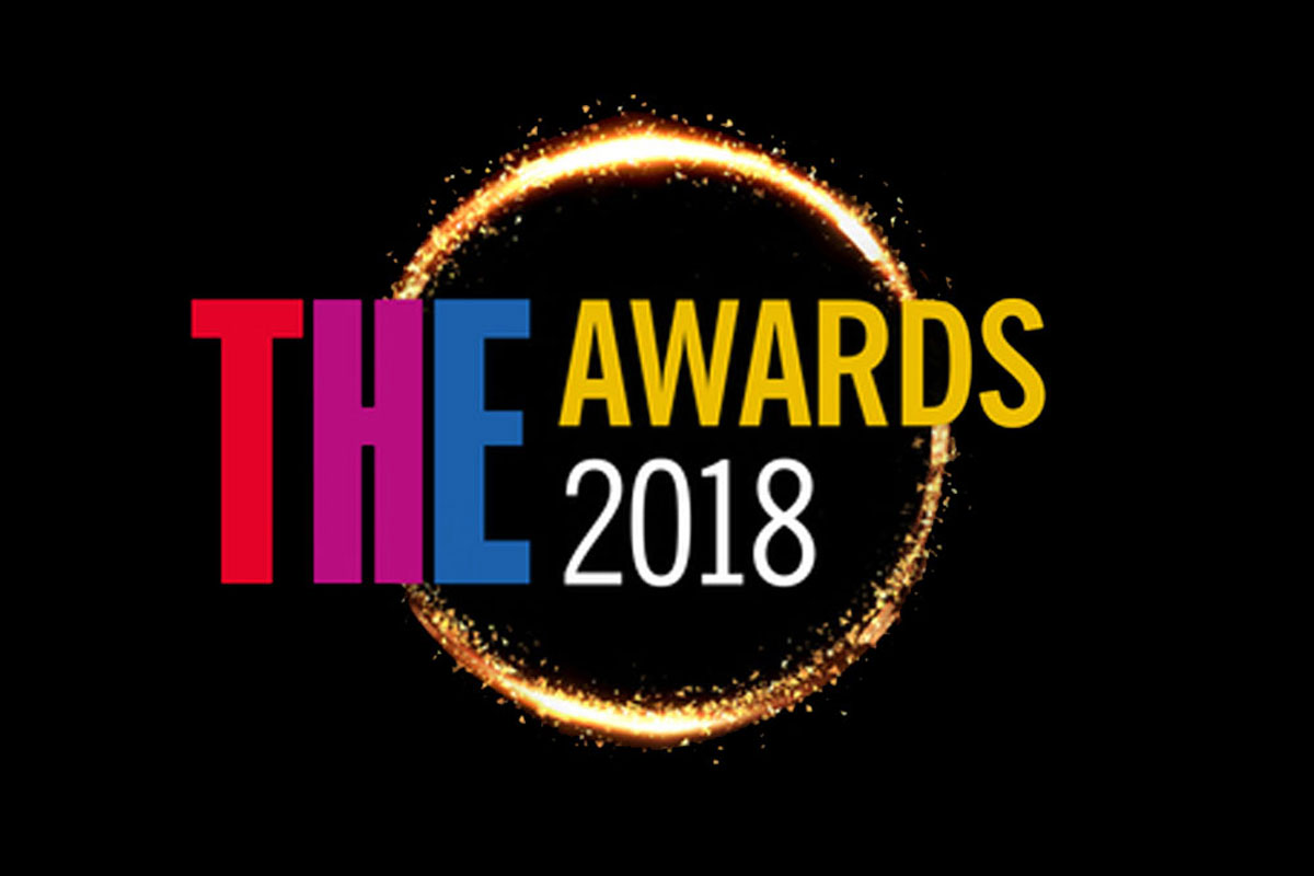 THE Awards 2018