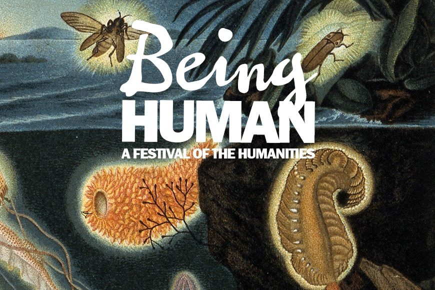 Being Human Festival Poster