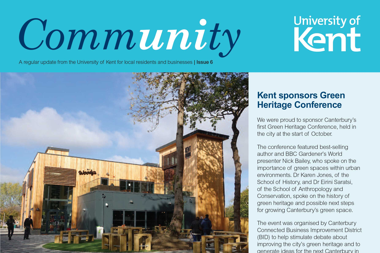 November issue of Community