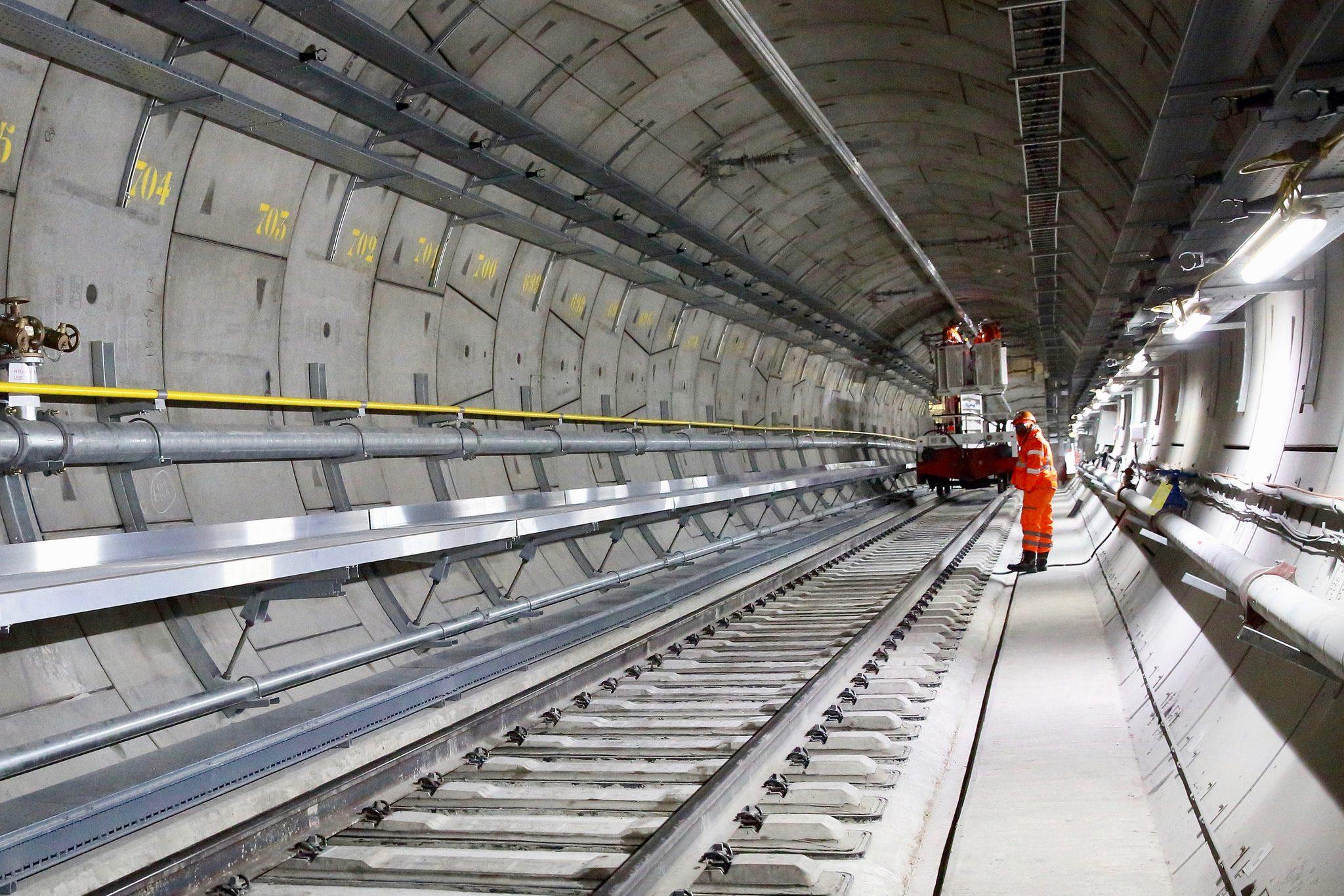 Crossrail image - copyright Transport for London