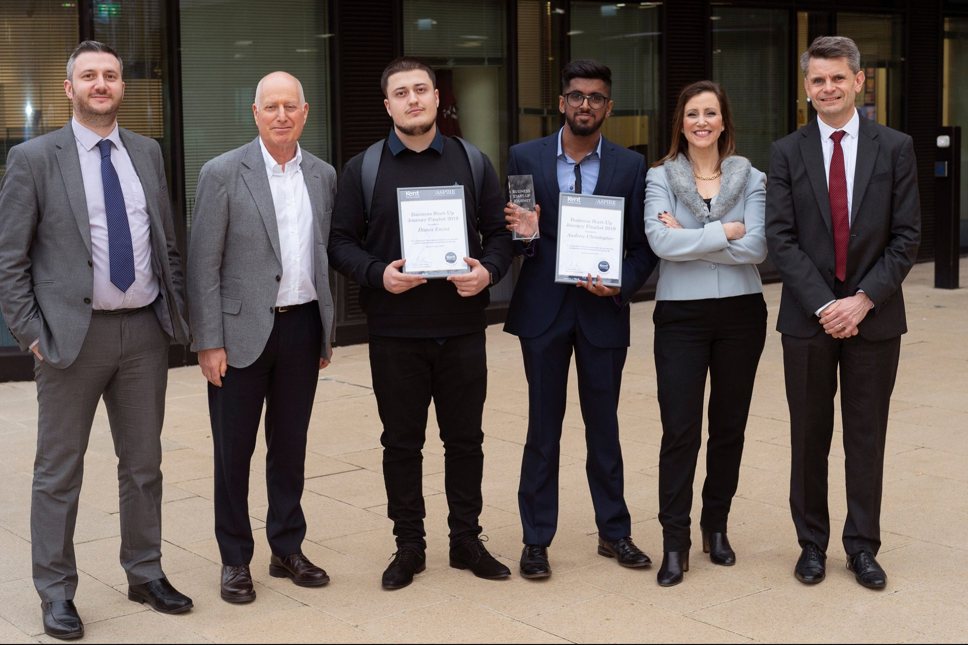 LDrive were the winners of the BSUJ competition