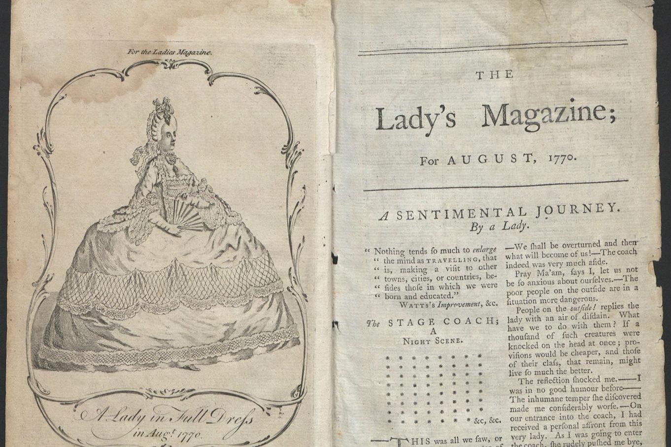 The Lady's Magazine