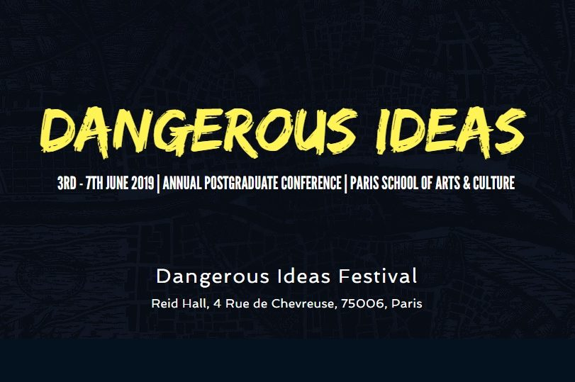 The Dangerous Ideas festival will take place in June