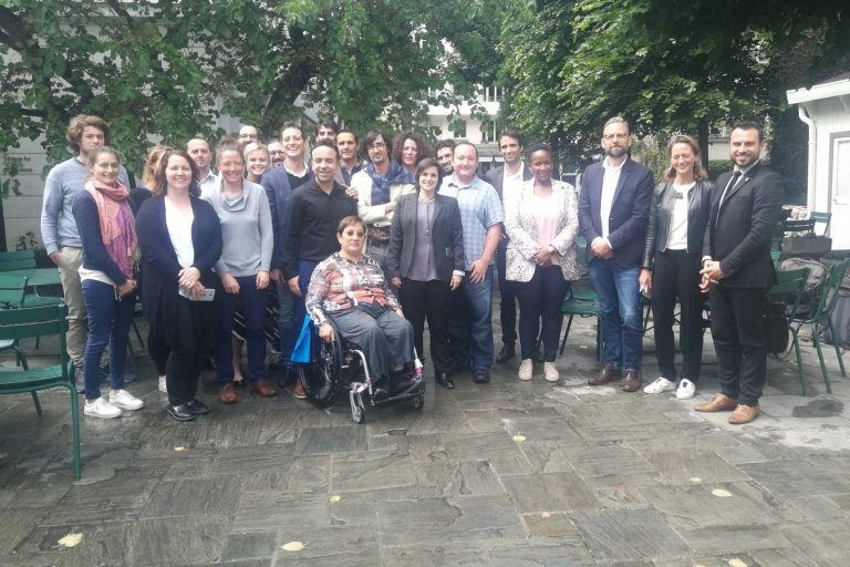 Kent-Paris Research Institute hosts first International Research Symposium