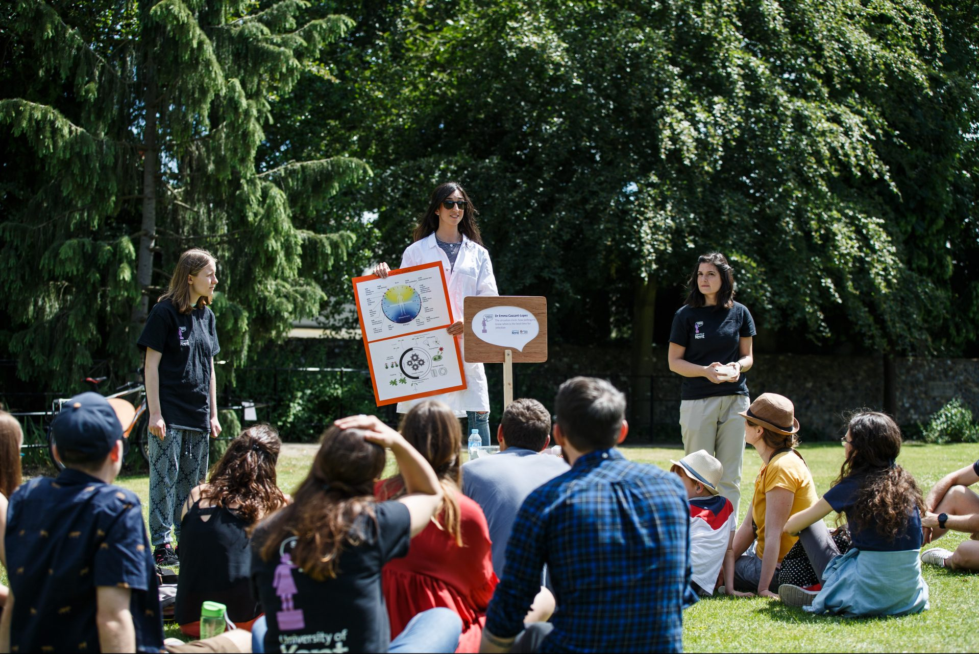 Soapbox Science returns to Canterbury after a successful 2018 event.