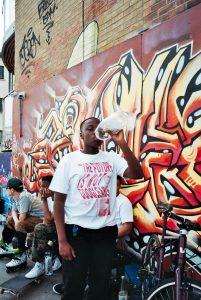 Jehu-Cal will exhibit at London Men's Fashion Week