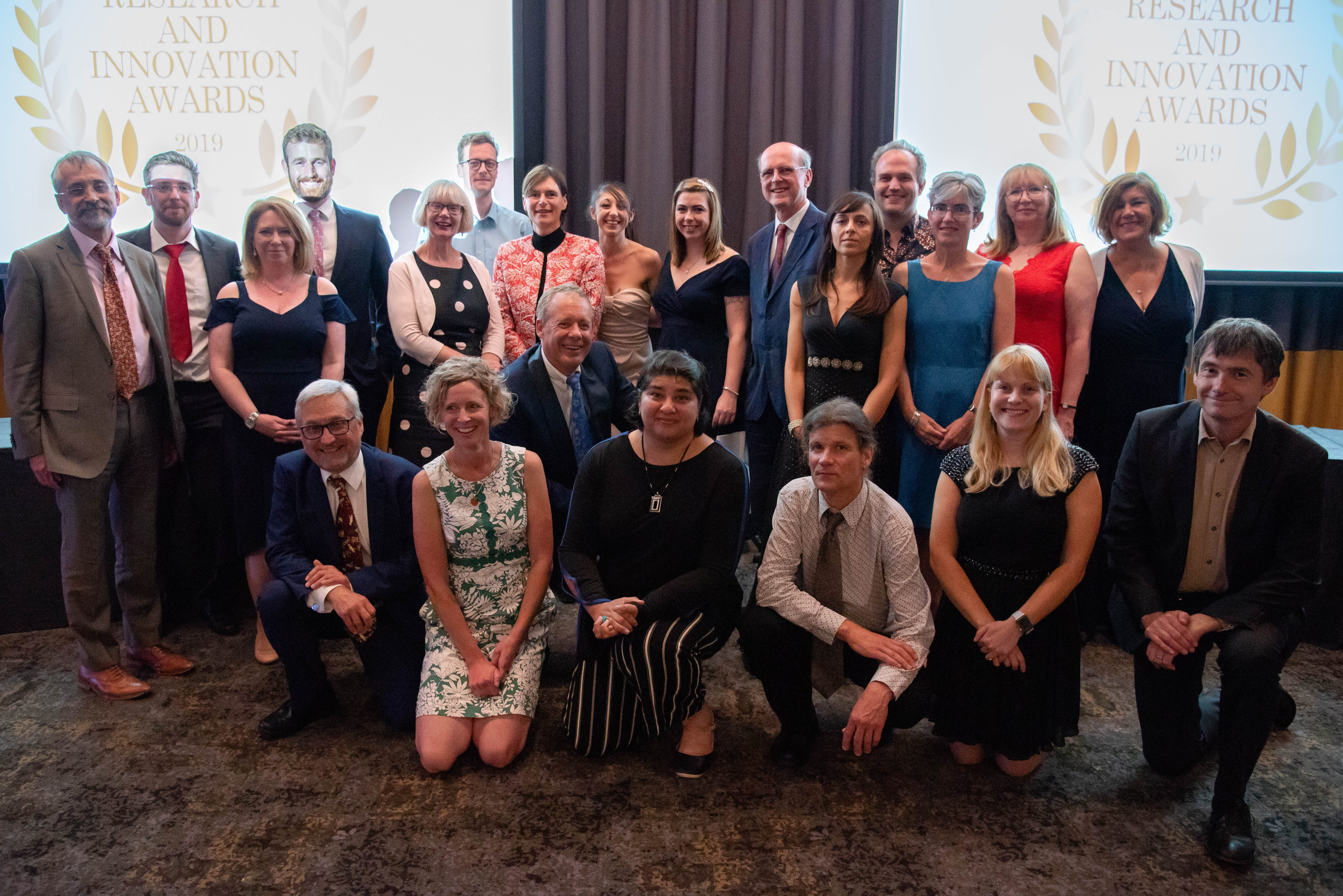 Teaching, Research and Innovation Awards 2019