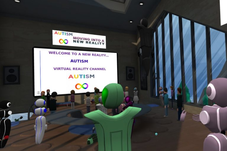 Tizard Centre academics co-found first VR channel in autism