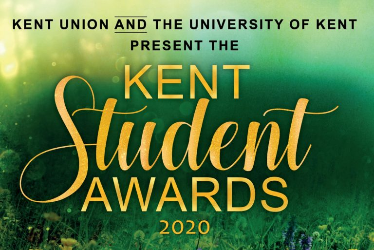 Kent Student of the Year Paul-Georg Ender