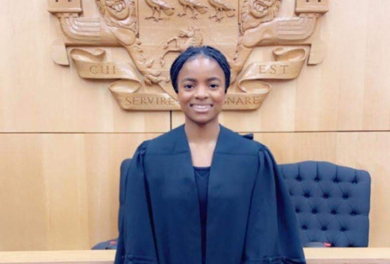 Beatrice secures prestigious Middle Temple law scholarship