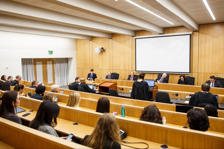 Mock trials online enable more legal professionals to attend