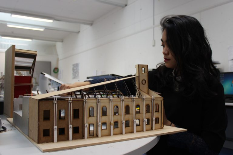 Postgraduate Architectural Practice programme formally prescribed by ARB