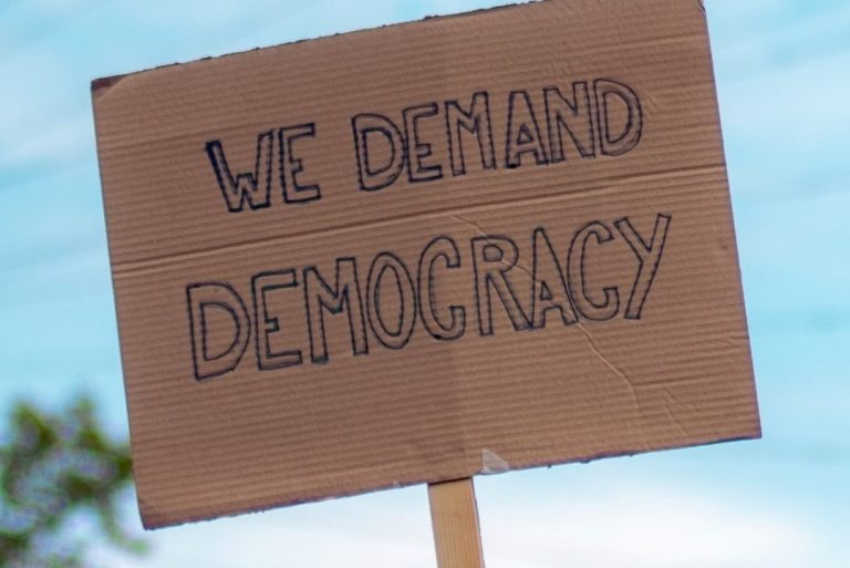 New Frank Furedi book defends the value of democracy following lockdown