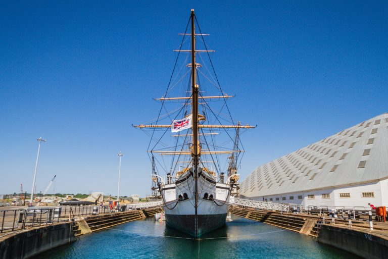 Project to explore The Historic Dockyard Chatham's heritage using sound