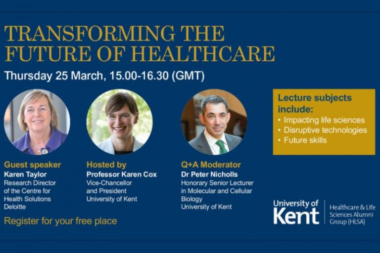 Transforming the Future of Healthcare conference (25 March)