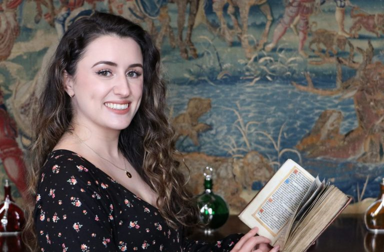 MA student reveals a whole new dimension to history of Anne Boleyn